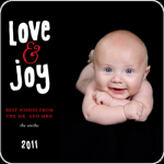 Finding the Perfect Holiday Photo Card - Tips from Ladybug Photography