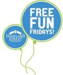 Free Fun Fridays 2012