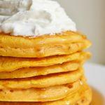 {Recipe} Pumpkin Pancakes
