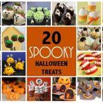 20 Fabulous Halloween Snacks & Treats