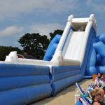 Summer Adventure at Cape Cod Inflatable Park