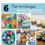 6 Fun Ways to Decorate Your Easter Eggs