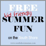 FREE Family Summer Fun on the South Shore