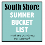 2014 Summer Bucket List