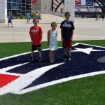 Family Fun Day at Patriots Training Camp & The Hall at Patriot Place