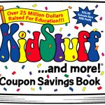 KidStuff Coupon Book Giveaway!