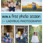 Win a Free Mini Session from Ladybug Photography!