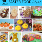 10 Cute Easter Food Ideas