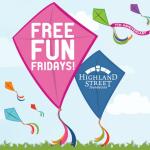 Free Fun Fridays are Back for 2015!