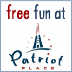 Free Summer Fun at Patriot Place