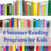 Kids Get Rewarded With These Free Summer Reading Programs!