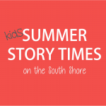 Kids Summer Story Time Events
