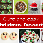 Cute & Easy Christmas Desserts
