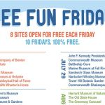 Free Fun Fridays - 80 Local Venues Offering Free Admission for Summer 2016
