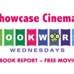 Bookworm Wednesdays at Showcase Cinemas