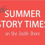 2016 Summer Story Times for Kids