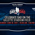 Celebrate Father's Day on the Field at Gillette