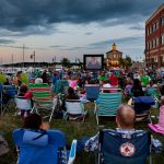 Free Outdoor Movies & Live Music Nights at the Hingham Shipyard