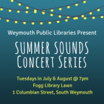 Weymouth Summer Sounds Concert Series