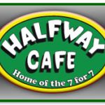 Wings on the House at the Halfway Cafe!