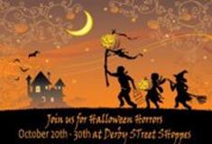 derby st halloween