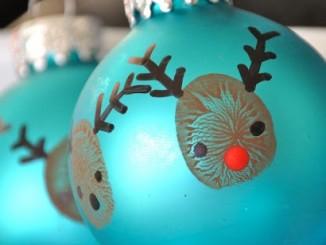 reindeer ornament craft