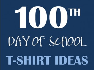 100th day tshirts 3