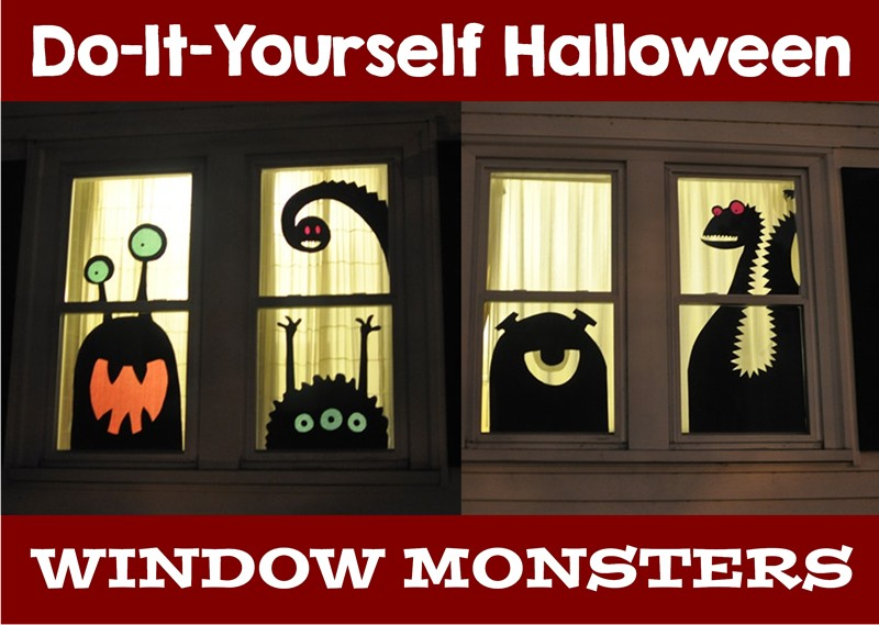 window-monsters