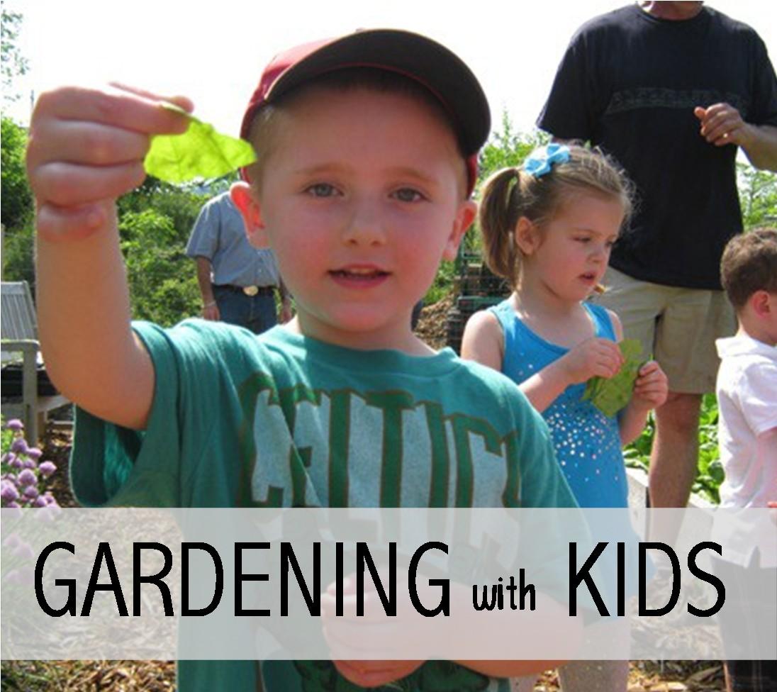 gardeing with kids logo