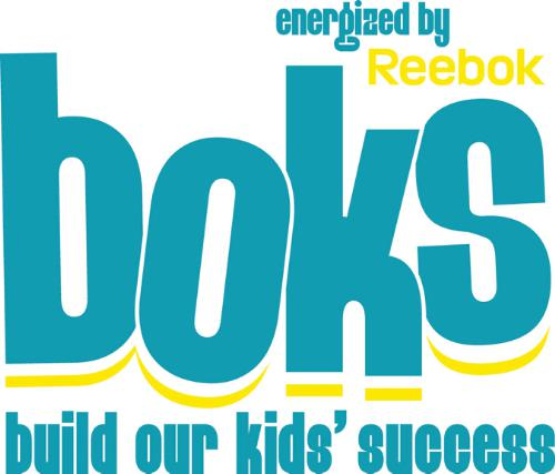 BOKS (BUILD OUR KIDS' SUCCESS) LOGO