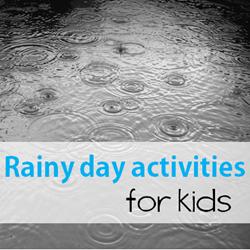 rainy day activities sq