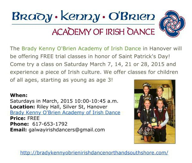 BKOB Free march classes hanover-1