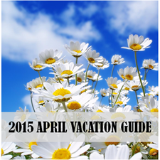 April Vacation Programs