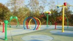 Petersen Splash Pad at Watson Park