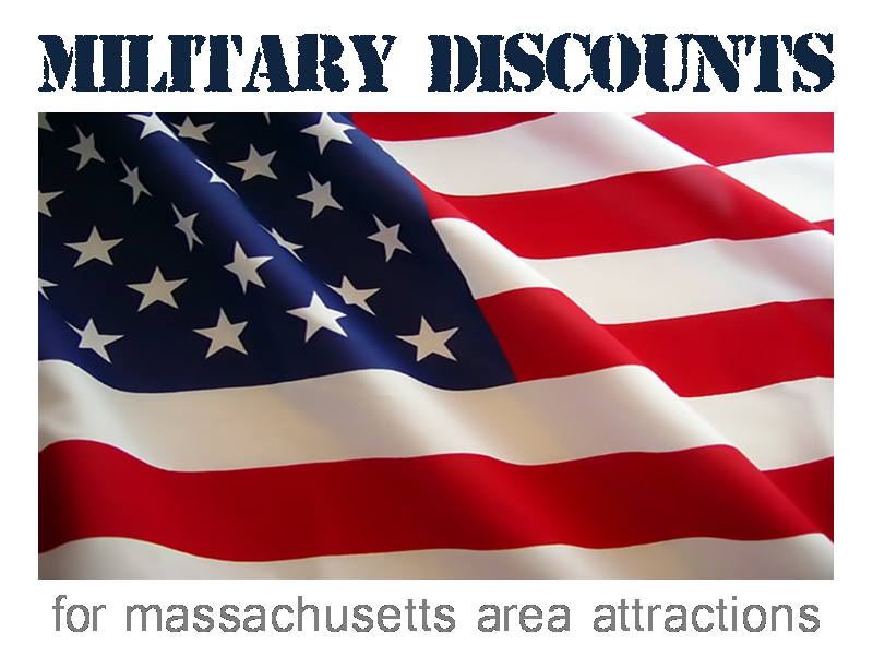 military discounts in ma