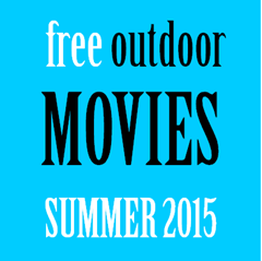 free outdoor movies thumb