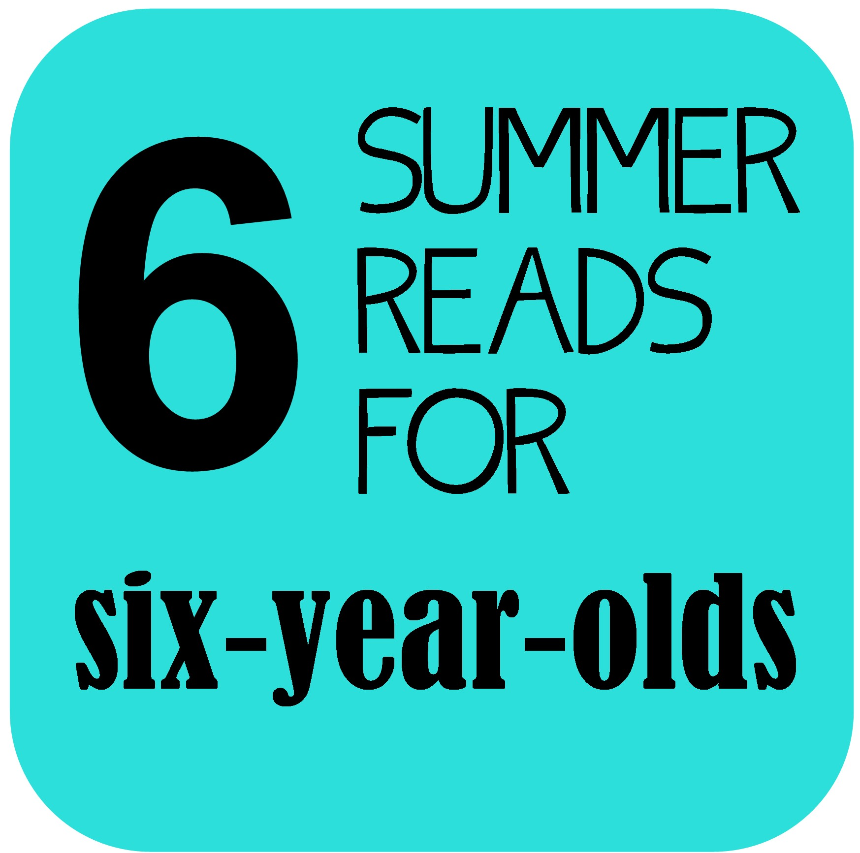 6 summer reads image