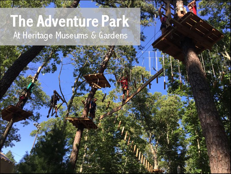 adventure park heritage