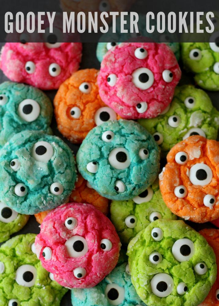 Gooey-Monster-Cookies-Recipe-on-lilluna.com-ADORABLE