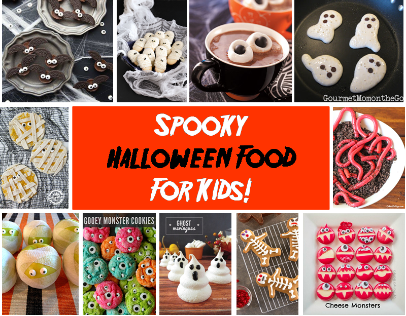 Halloween Themed Birthday Party Food Ideas.Fun Halloween Food Ideas For Kids South Shore Mamas