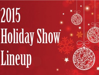 holiday show tv lineup