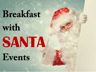 breakfst with santa