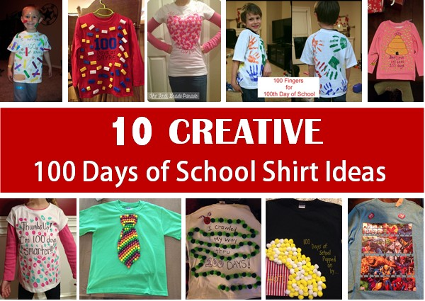100th day of school t shirt decorating ideas kamos t shirt for 100th day of school decoration ideas