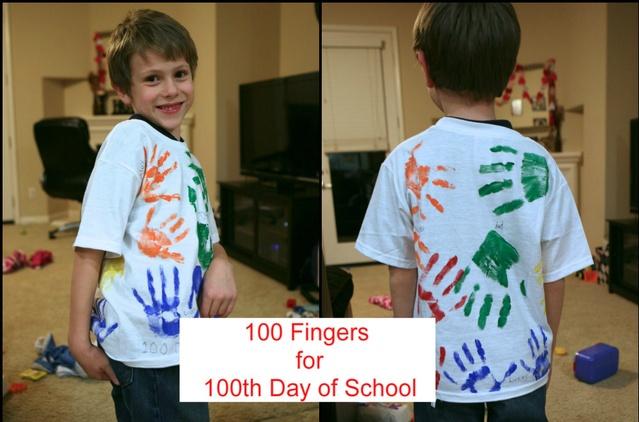 100 fingers