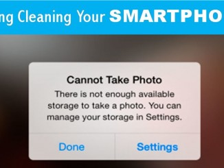 spring cleaning your smartphone