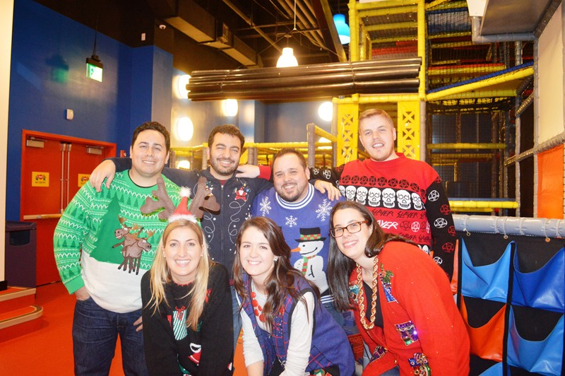 legoland adult night ugly sweaters