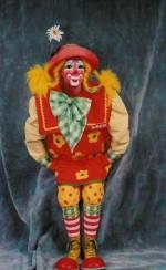 Marmalade the Clown
