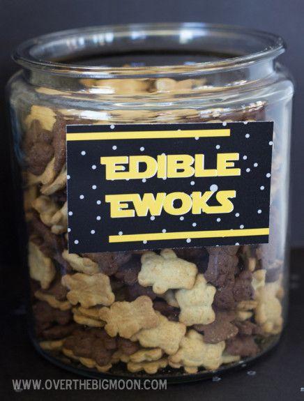 edible ewoks