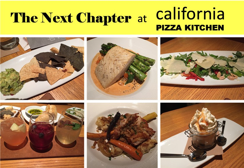 The Next Chapter at California Pizza Kitchen – South Shore Mamas