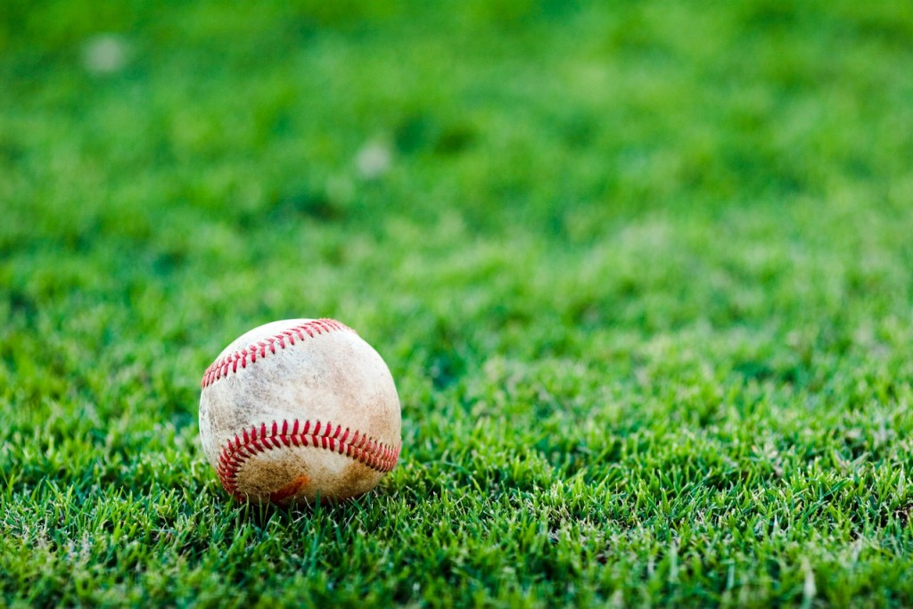 baseball-in-the-grass-
